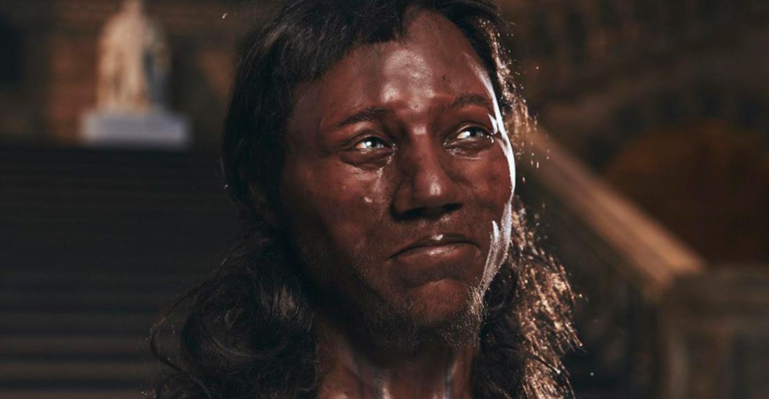 El primer británico en esta tierra fue moreno y de ojos azules... ¿Lo imaginaste?