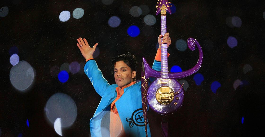 un holograma de Prince podría sumarse al show del medio tiempo del Super Bowl