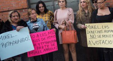 Denuncian a Mikel Arriola por discriminación contra comunidad lésbico-gay