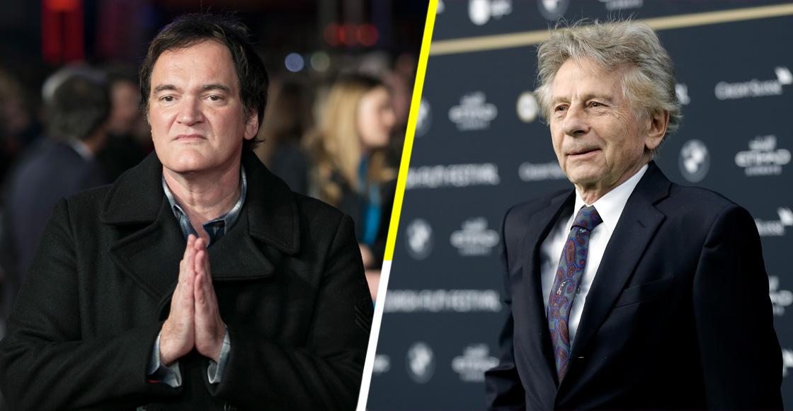 'Tuvo sexo con una menor. Eso no es violación': Así defendió Tarantino a Polanski