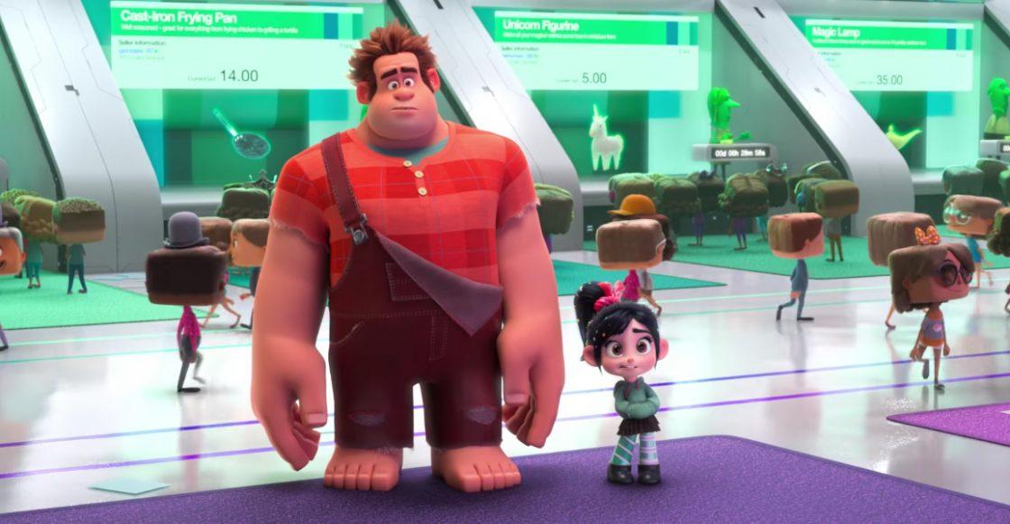 ¿Quién rompió el internet? Mira el primer tráiler de 'Wreck-It Ralph 2'