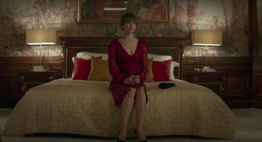 'Es mi cuerpo, mi arte, mi decisión': Jennifer Lawrence habla sobre desnudo en 'Red Sparrow'