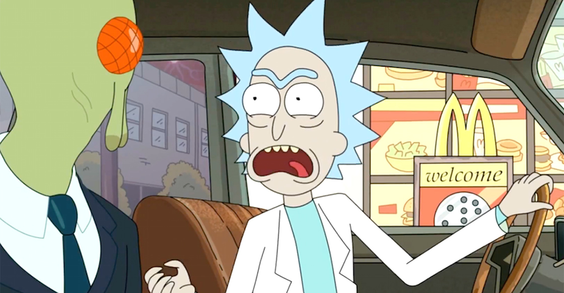 Heeeey Morty! McDonalds traerá de regreso la 'salsa Szechuan' de 'Rick & Morty'