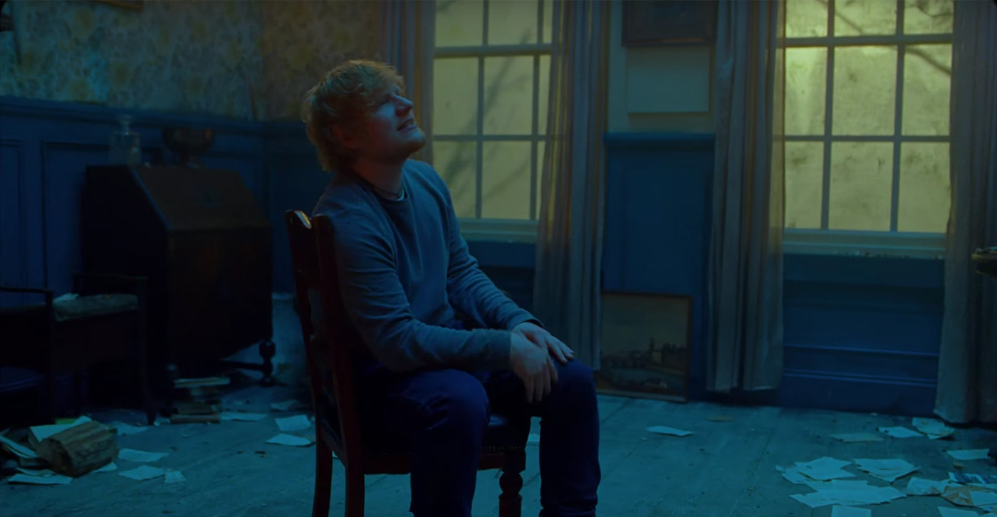 Checa el video de 'River', la primera colaboración entre Eminem y Ed Sheeran