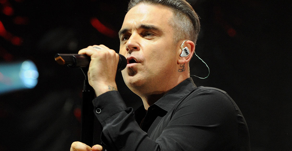 """""""Tengo una enfermedad que me quiere matar y está en mi cabeza"""": Robbie Williams"""