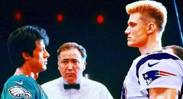 Sylvester Stallone es el fan más fan de las Águilas de Philadelphia