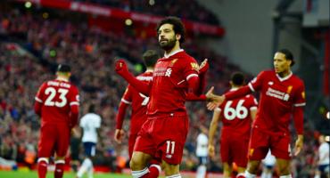 Galería: El segundo gol de Salah contra el Tottenham es una joyita