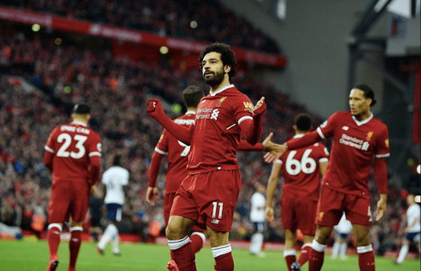 Gol Salah vs Liverpool Premier League