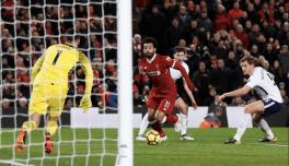 Gol Salah vs Liverpool Premier League