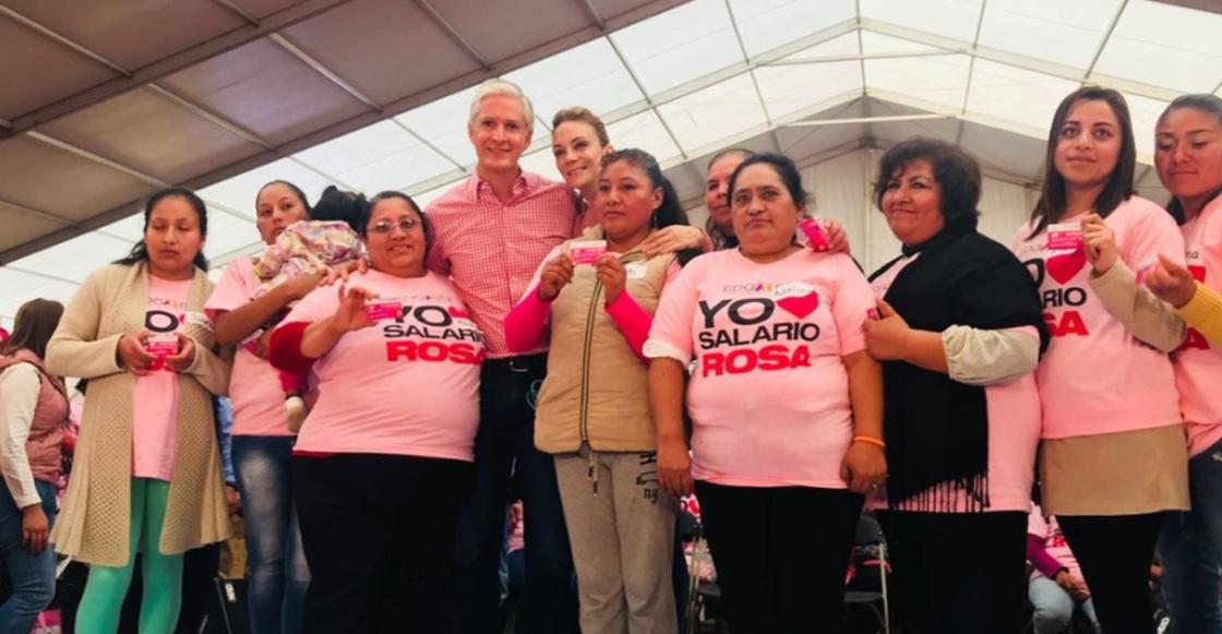 Morena pidió al INE que no se entreguen 'tarjetas rosas' en eventos masivos
