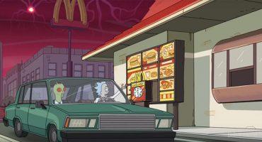 Los fans de 'Rick & Morty' ya probaron la salsa de McDonalds y el veredicto es…