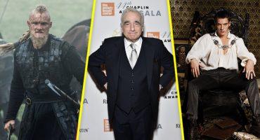 Scorsese hará una serie sobre el Imperio Romano junto al creador de 'Vikings'