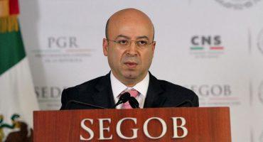 La Policía Federal entrará a CU sólo si hay 'petición expresa': Renato Sales