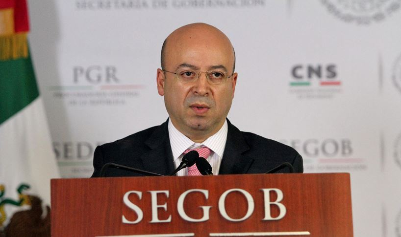 Renato Sales, de la Comisión Nacional de Seguridad, indicó que la policía sólo entrará a CU si se les solicita