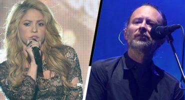 """¿Pensaste que ver a Shakira cantando """"Yellow"""" no era suficiente? Entonces escucha su cover a """"Karma Police"""""""