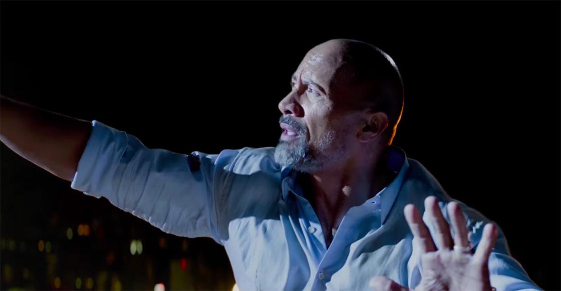 Mira a Dwayne Johnson en el primer tráiler de 'Skyscraper', la nueva 'Die Hard'