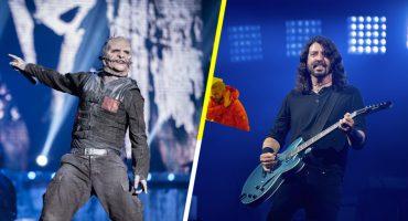 ¿Por? Slipknot NO quiere tocar en los mismos festivales que Foo Fighters