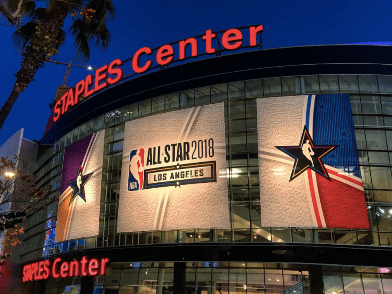 La guía para no perderte ningún evento del fin de semana del NBA All-Star 2018