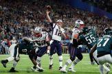 Brady soltó el brazo / Getty Images