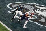 Los Pats empezaron la segunda mitad con todo y Gronk apareció en el partido con un touchdown / Getty Images