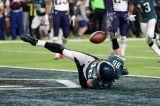 Perdió el balón contra el pasto / Getty Images