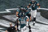Pero de todos modos ya había sido touchdown desde antes / Getty Images