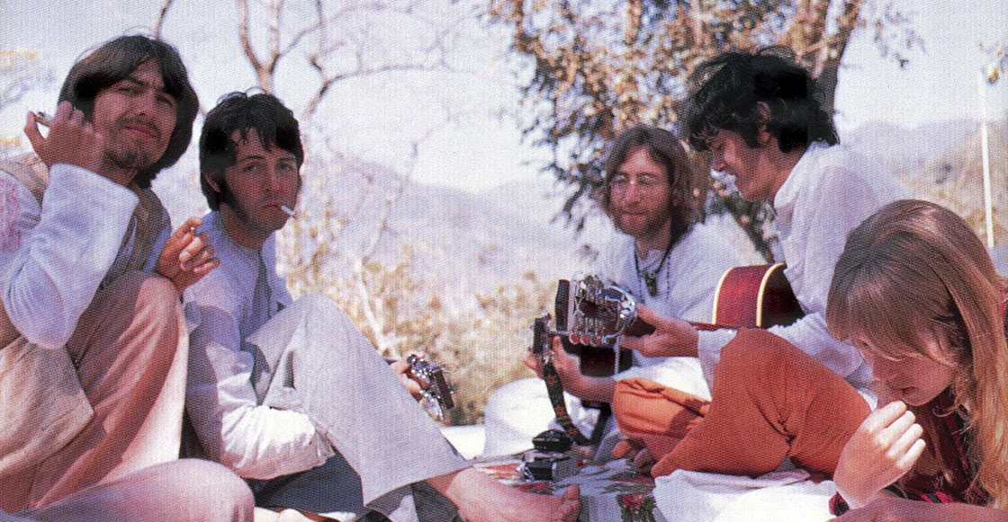 The Beatles in India: el documental del viaje de los 'Fav Four' que inspiró White Album