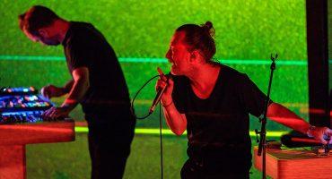 Thom Yorke dará un performance en una exhibición audiovisual de 360º