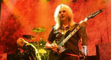 Glenn Tipton de Judas Priest se retira de gira por enfermedad de Parkinson