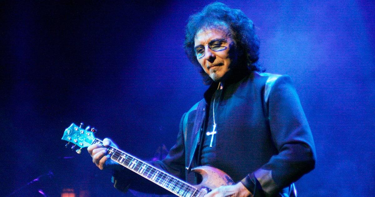 6 bandas o proyectos alternos donde tocó Tony Iommi