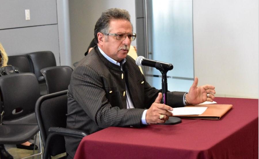 El empresario Joaquín Treviño