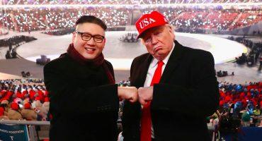 Trump y Kim Jong-un: los dobles sensación de los Olímpicos