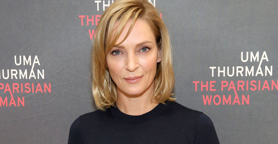 Uma Thurman revela su historia con Harvey Weinstein y Quentin Tarantino
