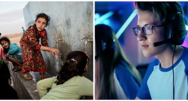 La UNICEF recluta a gamers para ayudar a los niños en Siria