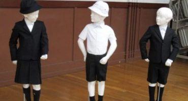 Khe?! Esta primaria en Japón quiere que sus alumnos usen uniformes Armani