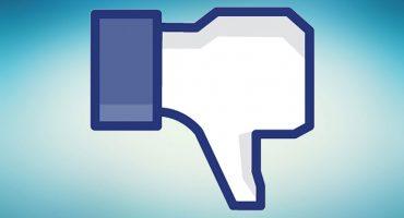"""Que siempre sí: Facebook ya está probando el botón de """"No me gusta"""""""