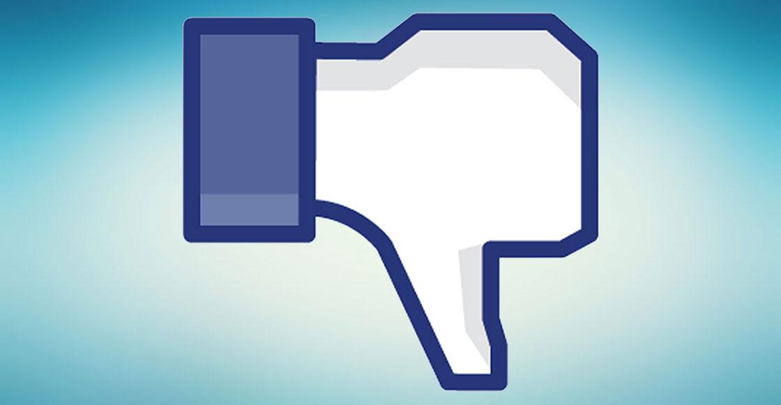 """Que siempre sí: Facebook está probando el botón de """"No me gusta"""""""