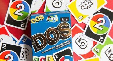 ¿Qué sigue después de UNO? Exacto: DOS, el nuevo juego de cartas de Mattel