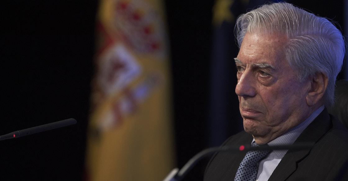 Vargas Llosa no quiere que gane AMLO, dice que