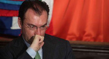 No le cumple ni a los chinos: Videgaray les ayudó con la licitación del tren y quedó mal