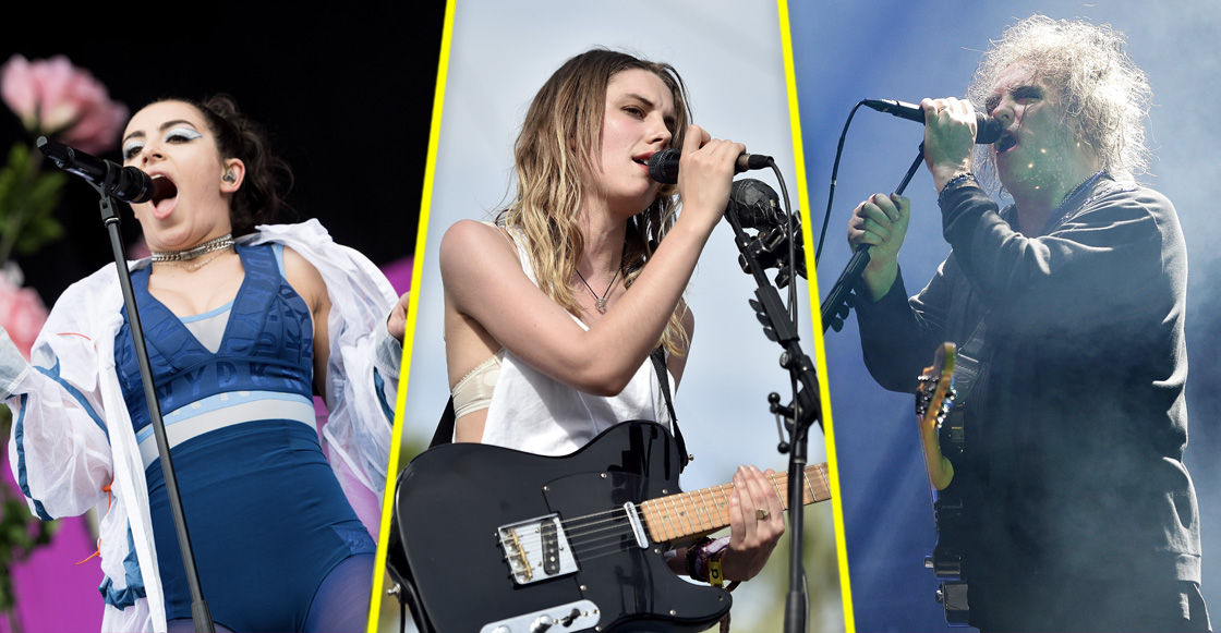Wolf Alice coverea 'Boys' de Charli XCX con un poco de 'Boys Don't Cry'