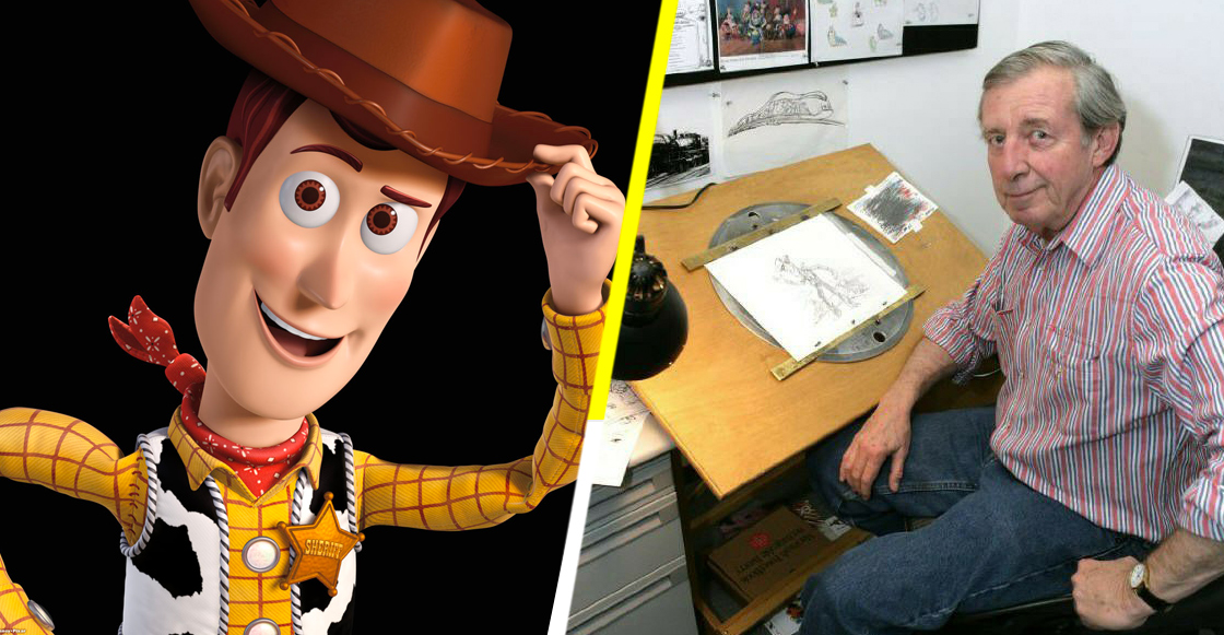 ¡Adiós, vaquero! Muere el animador de Pixar que creó a Woody
