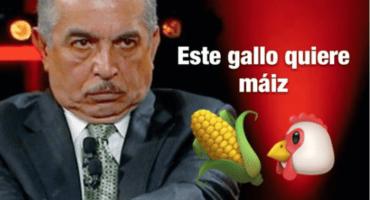 Y así fue como un debate convirtió en meme a Carlos Marín