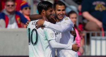 Aquí está el primer gol de Carlos Vela con Los Angeles FC