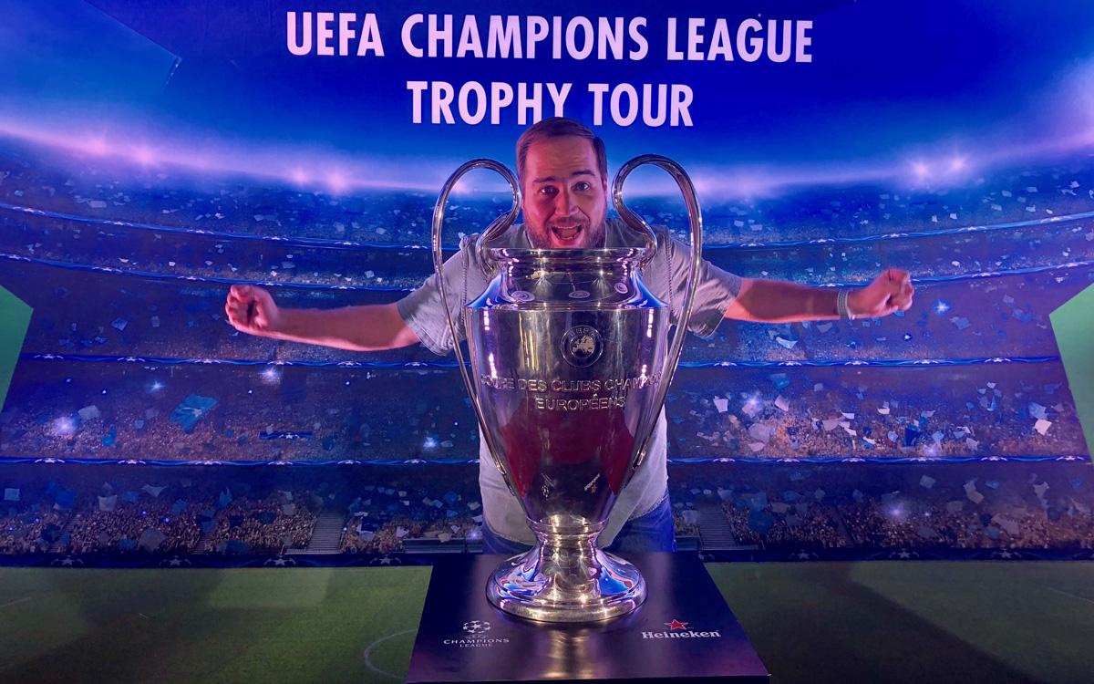 Tour del Trofeo de la Champions League en México