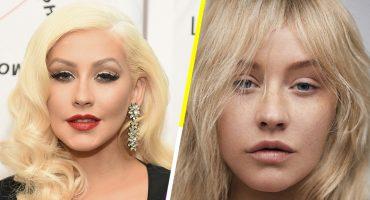 ¿KHÉ? Christina Aguilera está irreconocible en sus nuevas fotografías 
