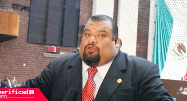 Cuauhtémoc Gutiérrez falsa diputación