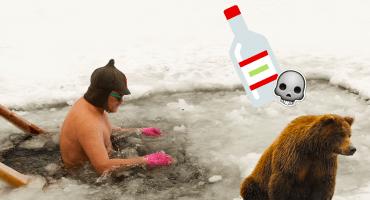 5 cosas casuales que hacen los rusos que no podríamos hacer en México 👀