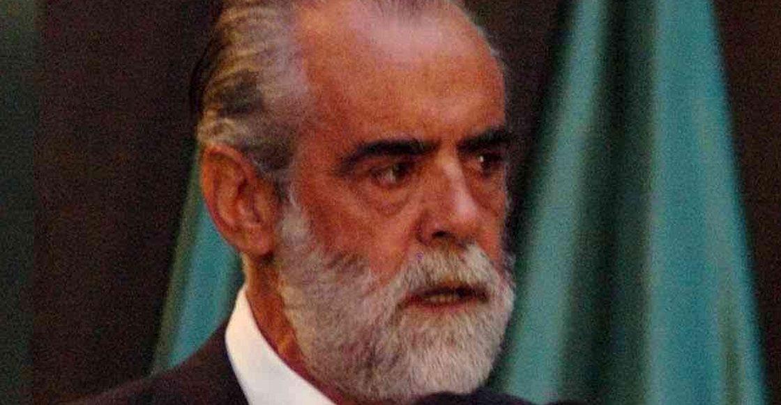 Diego Fernández de Cevallos explica por qué asistió a fiesta de cumpleaños de José Antonio Meade