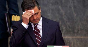 ¿No, en serio? Enrique Peña Nieto reconoce fallos en su estrategia de seguridad
